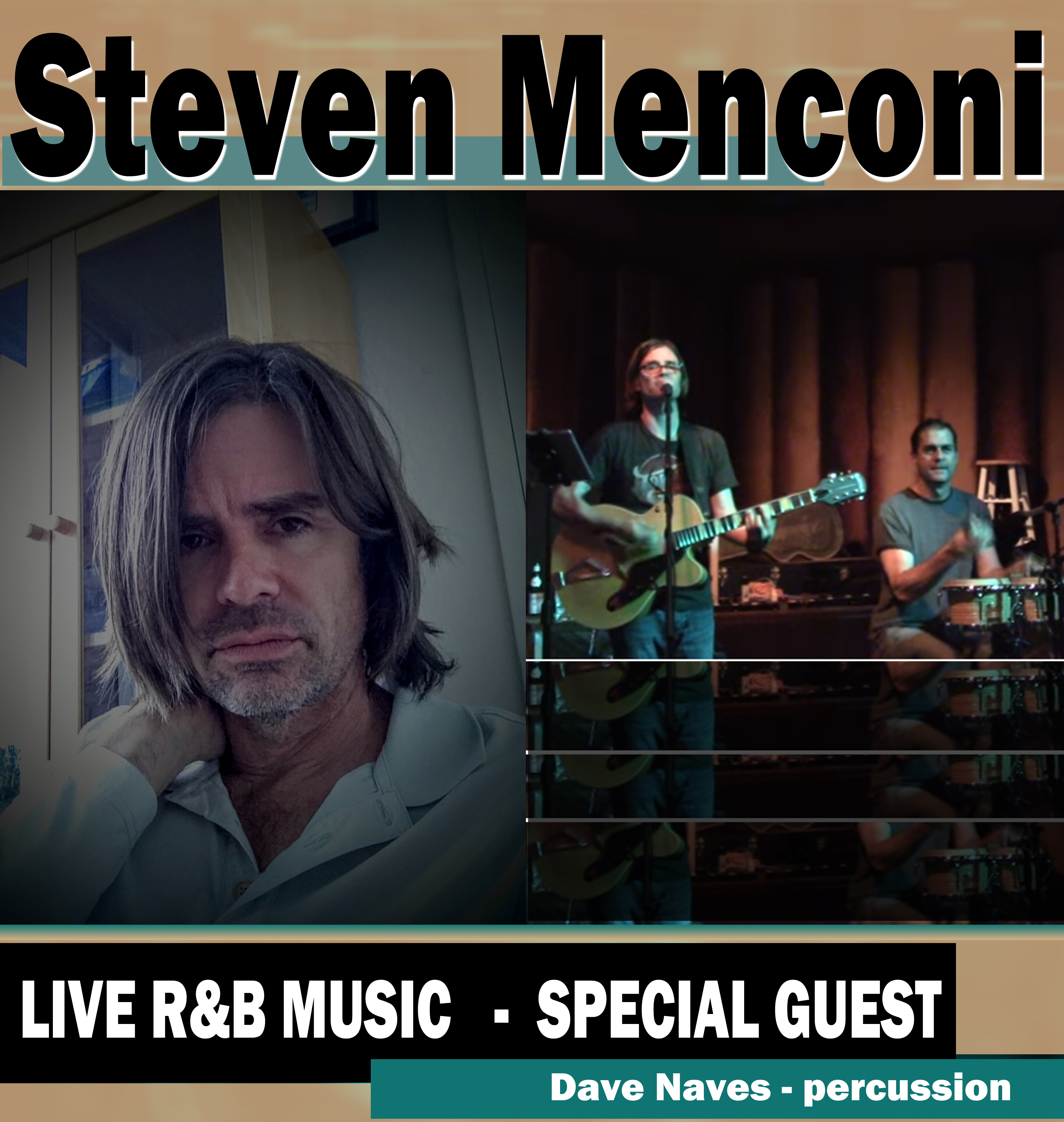 Steven and Dave Perform Live at The Torch Club