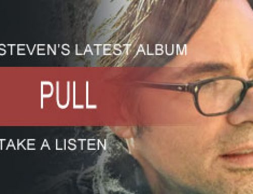 PULL- A New CD from Steven Menconi