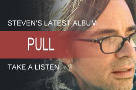 The Steven Menconi Band's Latest Album: PULL