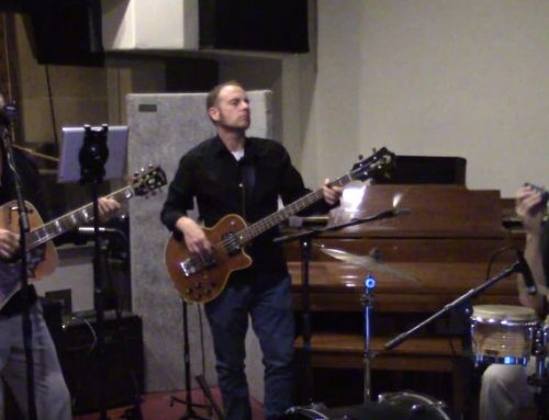 Tell Me Something Good    Performed by The Steven Menconi Band