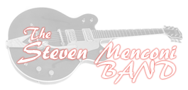 The Steven Menconi Band Logo