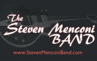Steven Menconi Band Presskit