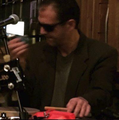 Dave Naves - Drummer - Steven Menconi Band