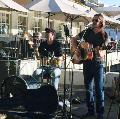 Steven Menconi - Dave Naves-- The Steven Menconi Band