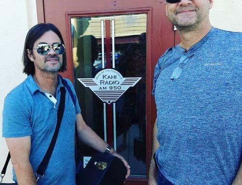 The Steven Menconi Band – LIVE on KAHI Radio